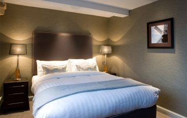 Executive Double Rooms | The Castle Hotel, Lincoln
