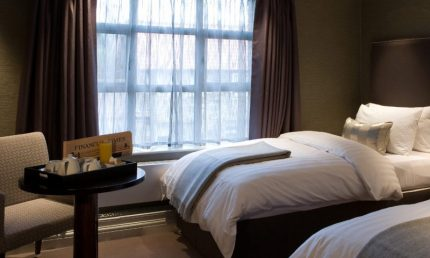 Executive Twin Rooms | The Castle Hotel, Lincoln