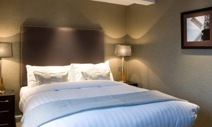 Classic Single Room | The Castle Hotel, Lincoln